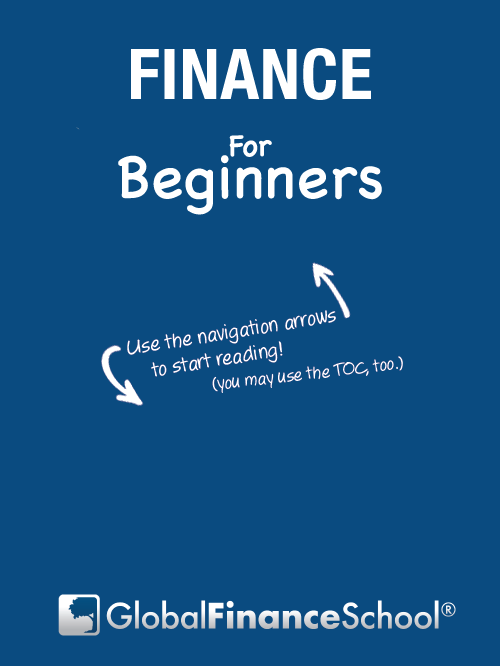 Use the navigation arrows to start reading Finance for beginners!
