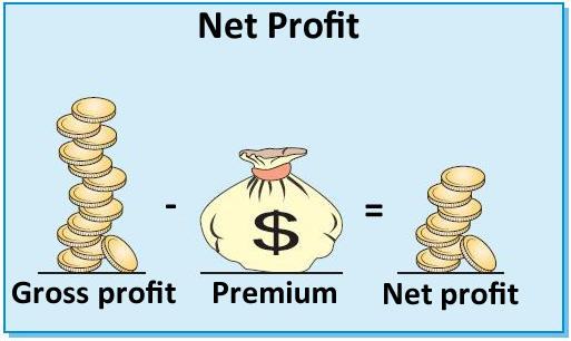Gross Profit and Net Profit on Options-2