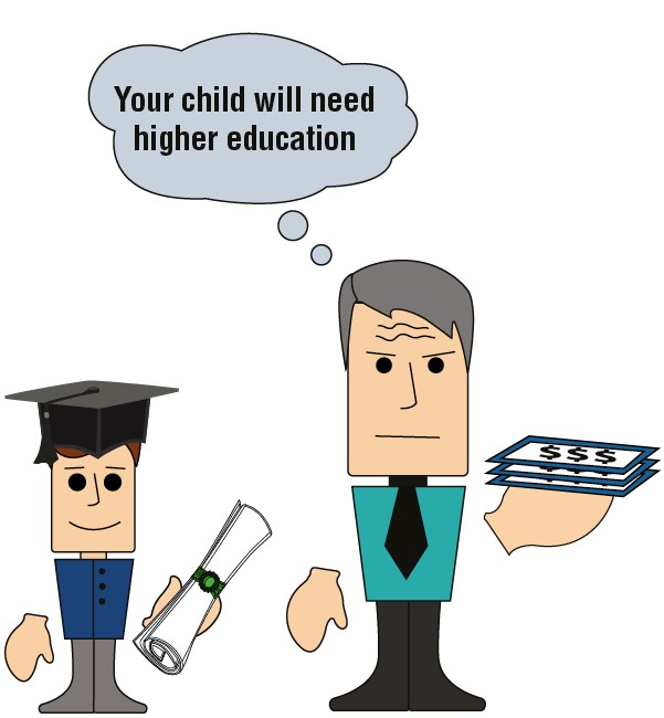 Your Child Will Need Higher Education