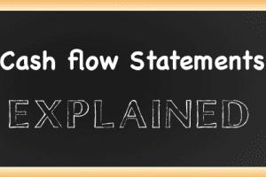 Understanding The Cash Flow Statement